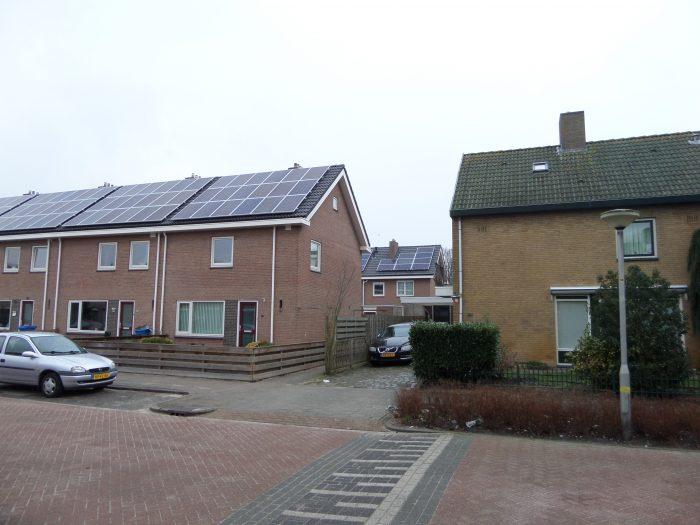 Woningen Aan De Pieter Zeemanlaan Lopen Voorop?
