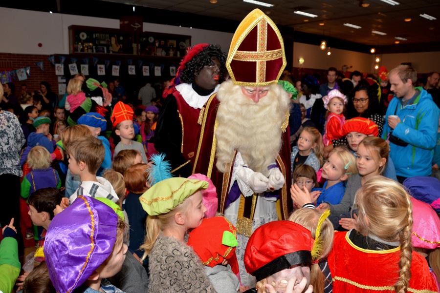 Kleurplatenwedstrijd Sinterklaasfeest