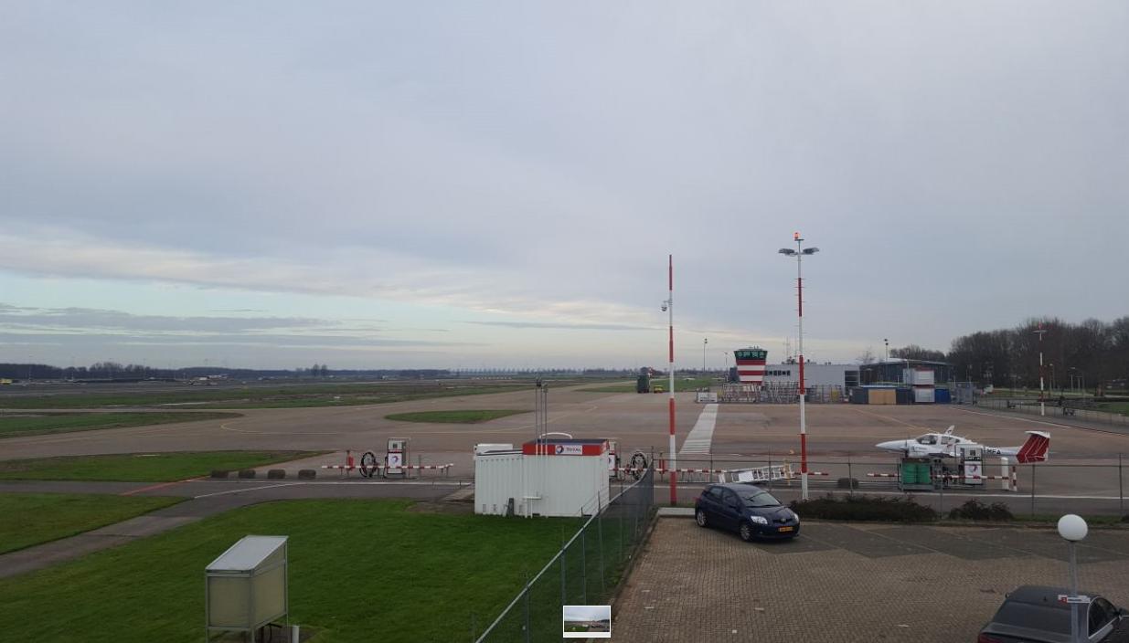 Vliegveld Lelystad, Burgers Bundelen Krachten