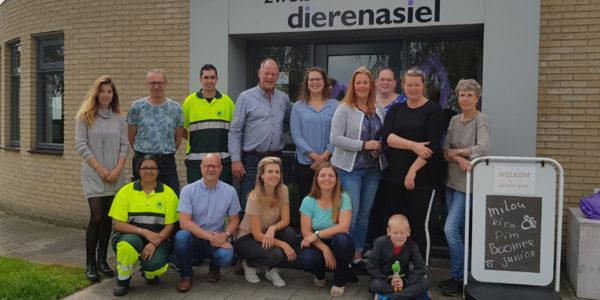 Dierenwelzijnsmarkt In Zwolle
